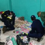 Traficantes de medicamentos se enfrentan a balazos con Policía y huyen hacia Nicaragua