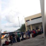 Más de mil nicaragüenses con estatus irregular en Panamá salen hacia Nicaragua