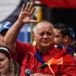 Diosdado Cabello, número dos del chavismo, confirma que dio positivo en un test de covid-19