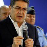 Presidente de Honduras vence al coronavirus y recibe el alta