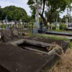 Denuncian profanación de tumbas en el Cementerio General de Managua