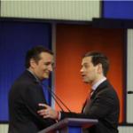 China prohíbe entrada a senadores estadounidenses Cruz y Rubio