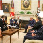Trump: «La relación entre EE.UU. y México nunca ha sido tan estrecha como ahora»