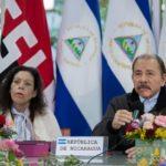 Ortega dio la cara 13 veces en los primeros seis meses del año y cinco veces en tres que cumple la pandemia