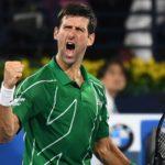 El tenista número uno del mundo y su esposa dieron negativo en última prueba del Covid-19