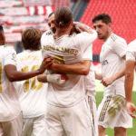 ¿VAR, árbitros, suerte?.. El Real Madrid saborea el champán  de la Liga