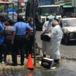Encuentran un feto tirado sobre la calle en un barrio de Managua