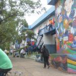 Orteguismo ordena banderas rojinegras en instituciones públicas, parques y rutas de Managua