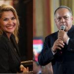 Presidenta interina de Bolivia y presidente de la asamblea chavista de Venezuela dan positivo a Covid-19