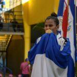 La deportista nicaragüense que viene por tierra desde Estados Unidos para reunirse con su papá (en delicado estado de salud)