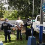 Detienen a nicaragüense sospechoso de agredir a su pareja en Costa Rica