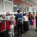 Llegan esta tarde nicas varados en crucero del Caribe y se espera ingreso de otro grupo que retorna de albergues de Panamá