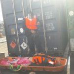 Rescatan con vida a tres pescadores, todavía hay dos desaparecidos