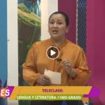 """Teleclases son una """"aberración"""" en calidad educativa, según especialistas"""