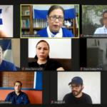 Unidad Nacional Azul y Blanco presenta su informe sobre violaciones a los derechos humanos en Nicaragua