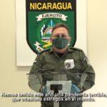 General Julio César Avilés Castillo reconoce gravedad de la crisis sanitaria por Covid-19