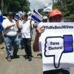 Nicaragua lleva 15 años luchando por una reforma electoral. Estas han sido las iniciativas que se han propuesto