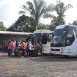 Régimen orteguista autorizó ingreso del primer grupo de cien nicaragüenses varados en Panamá