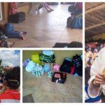 La medallista de oro que cumple siete días durmiendo en el piso para volver a Nicaragua