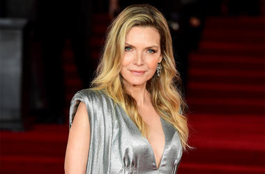 11/2/2017 - Michelle Pfeiffer attending the world premiere of Murder On The Orient Express at the Royal Albert Hall, London. (Photo by PA Images/Sipa USA)