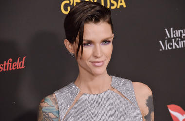 Ruby Rose (Photo credit: Sthanlee B. Mirador/Sipa USA)