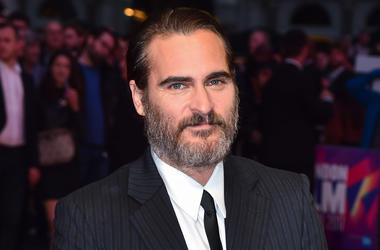 Joaquin Phoenix (Photo credit: PA Images/Sipa USA)
