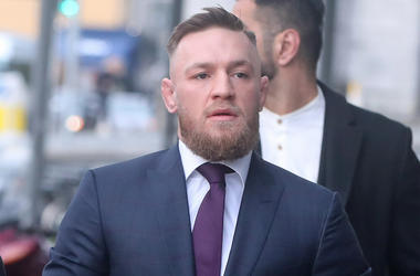 3/12/2019 - File photo dated 17/12/18 of mixed martial artist Conor McGregor, who has been charged with robbery in the US after allegedly stamping on a fan's mobile phone. (Photo by PA Images/Sipa USA)