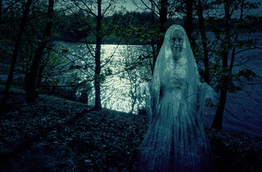 Lady of The Lake Ghost © Desbod3