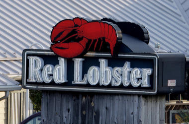 Red Lobster restaurant