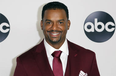 """In this Aug. 7, 2018 file photo, Alfonso Ribeiro arrives at the Disney/ABC 2018 Television Critics Association Summer Press Tour in Beverly Hills, Calif. Ribeiro is suing creators of Fortnite and NBA 2K for using his famous dance as Carlton from """"The Fres"""