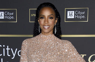 In this Oct. 11, 2018 file photo, Kelly Rowland arrives at the City of Hope Gala in Santa Monica, Calif. Rowland will host the 12th annual Essence Black Women in Hollywood Awards on Feb. 21, honoring actresses Regina Hall, Jenifer Lewis, Amandla Stenberg