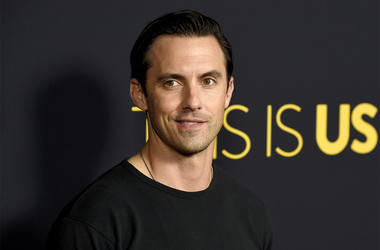 """In this Sept. 25, 2018 file photo, Milo Ventimiglia arrives at a season three premiere screening of """"This Is Us"""" in Los Angeles. Ventimiglia is being honored as Man of the Year by Harvard University's Hasty Pudding Theatricals on Friday, Feb. 8. (Photo by"""