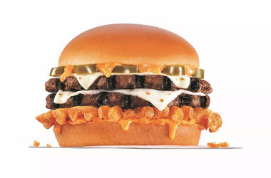 Carl's Jr. Rocky Mountain High Burger (Photo credit: Carl's Jr.)