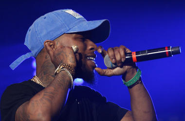 Tory Lanez performs at The Real Show 2016 hosted by Real 92.3 at The Forum on November 5, 2016 in Inglewood, California.