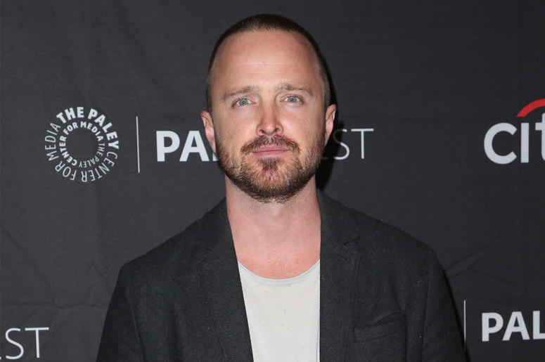 06 September 2018- Beverly Hills, California - Aaron Paul. The Paley Center for Media's 2018 PaleyFest Fall TV Previews - Netflix 'BoJack Horseman' held at The Paley Center for Media. Photo Credit: Faye Sadou/AdMedia/Sipa USA