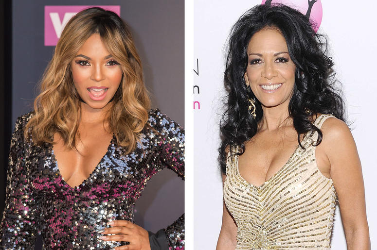 Ashanti and Sheila E. (Photo credit: Joe Russo/imageSPACE/Anthony Behar/Sipa USA)