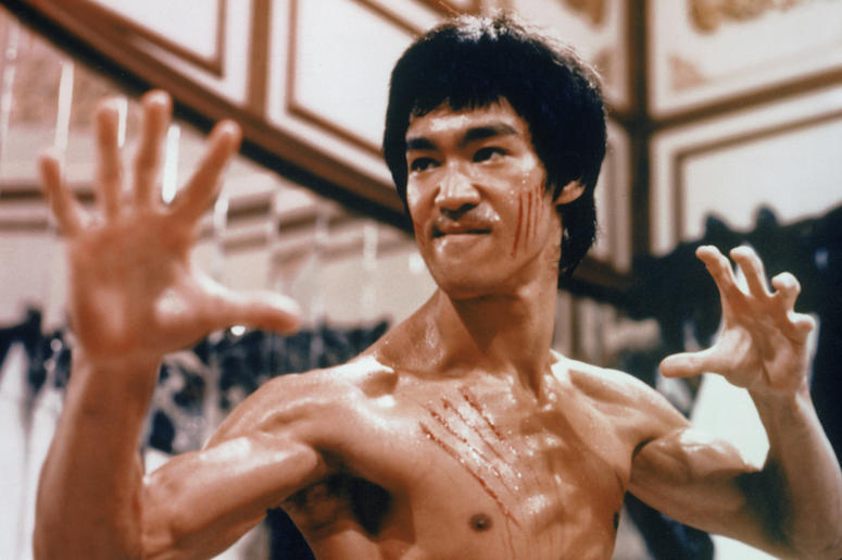 Bruce Lee in 'Enter The Dragon' (Photo credit: Warner Bros.)
