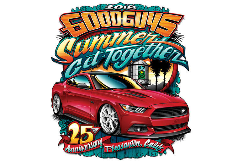 Goodguys Summer GetTogether Q - Good guys motors