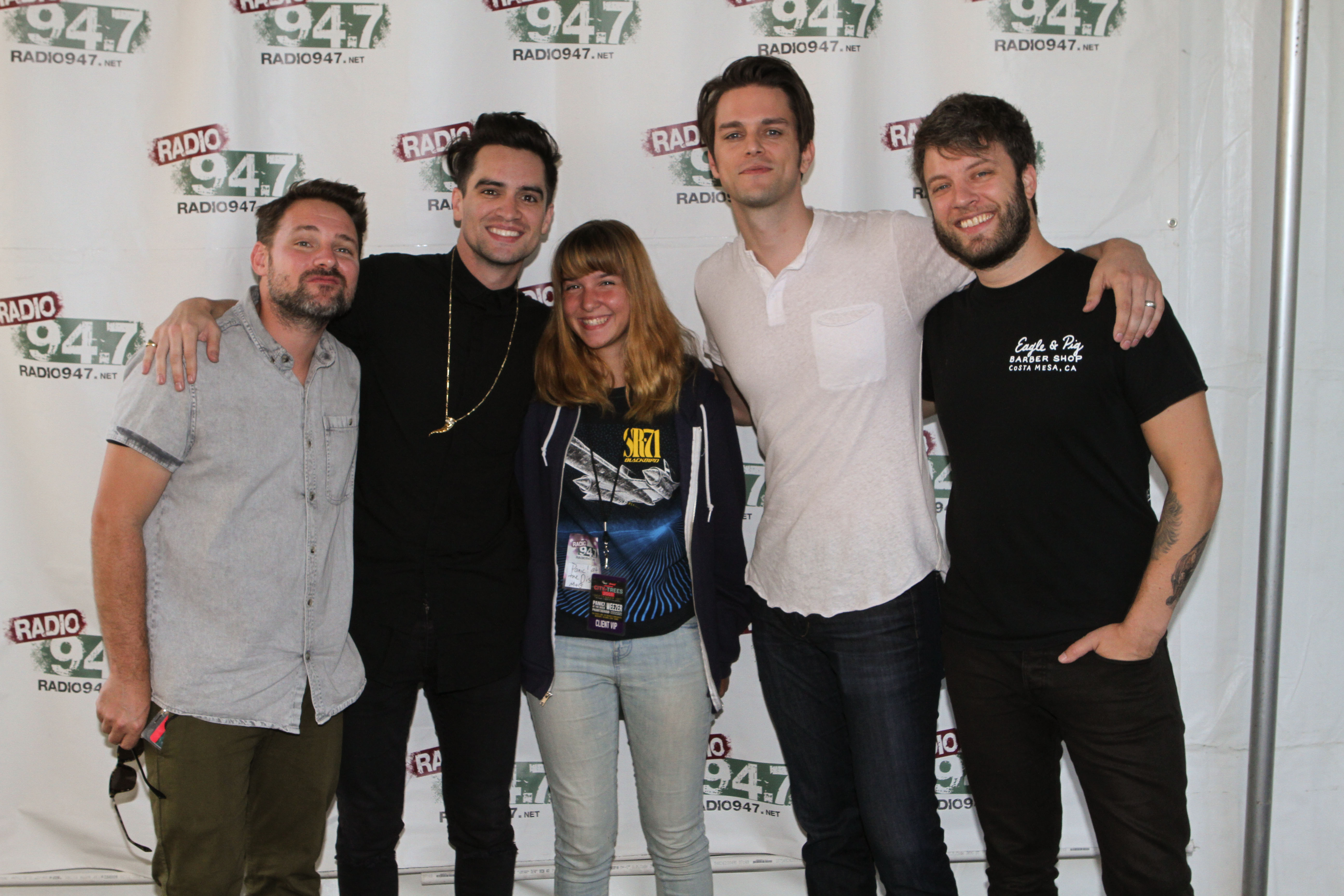 City Of Trees Meet Greet With Panic At The Disco Alt 947