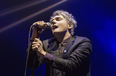 Gerard Way at O2 Brixton Academy