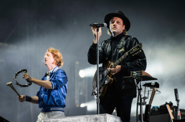Win Butler of Canadian rockers Arcade Fire