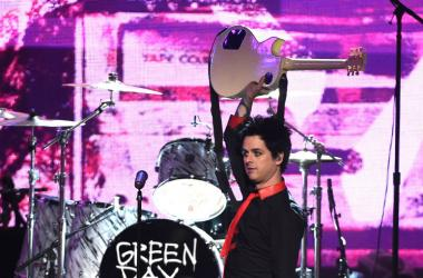 Billie Joe Armstrong of Green Day