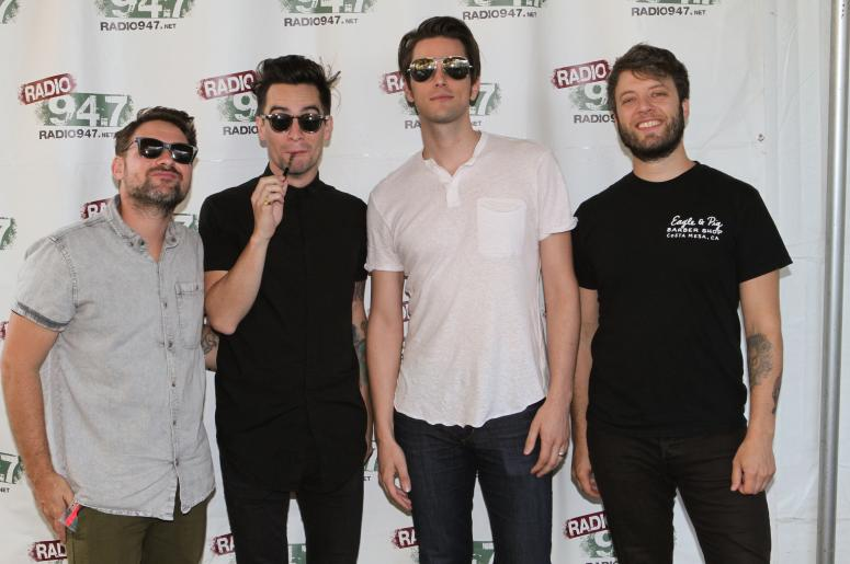 City of trees meet greet with panic at the disco alt 947 m4hsunfo