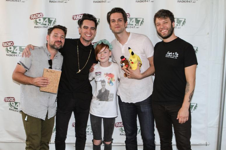 City of trees meet greet with panic at the disco alt 947 city of trees meet greet with panic at the disco m4hsunfo