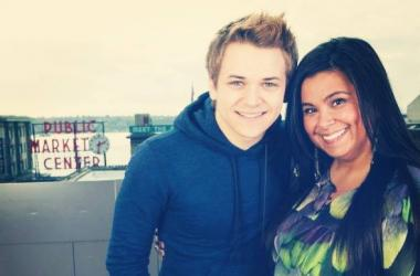 Ellen Tailor, Hunter Hayes, Blue Angels