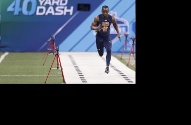 john ross, uw, university of washington, nfl combine, ellen tailor, nfl, combine, world record