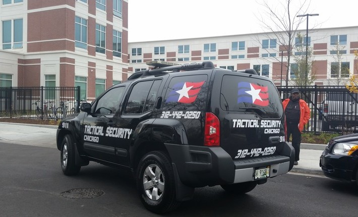 Tactical Security Chicago Office in Chicago - ShareDesk