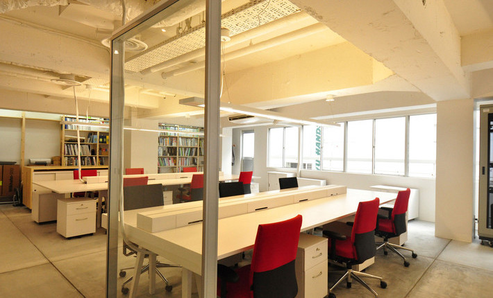 Virtual Office Design agora share & virtual office in tokyo - sharedesk