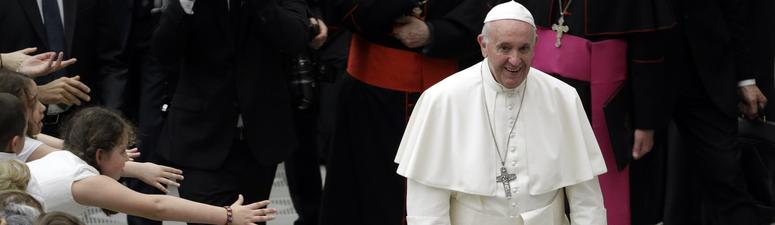 Pope: Abortion is never OK, even when fetus is very ill