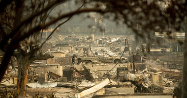 Dead in cars and homes: Northern California fire toll at 42